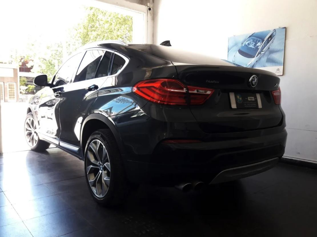 BMW X4 2.0 Xdrive 28i Xline 245cv