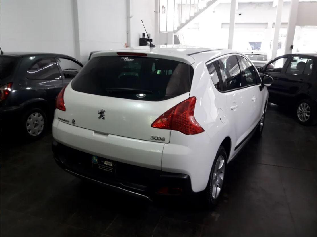 Peugeot 3008 1.6 Allure Thp 156cv