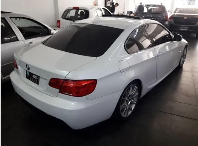 BMW Serie 3 2.5 325i Coupe Sportive 218cv